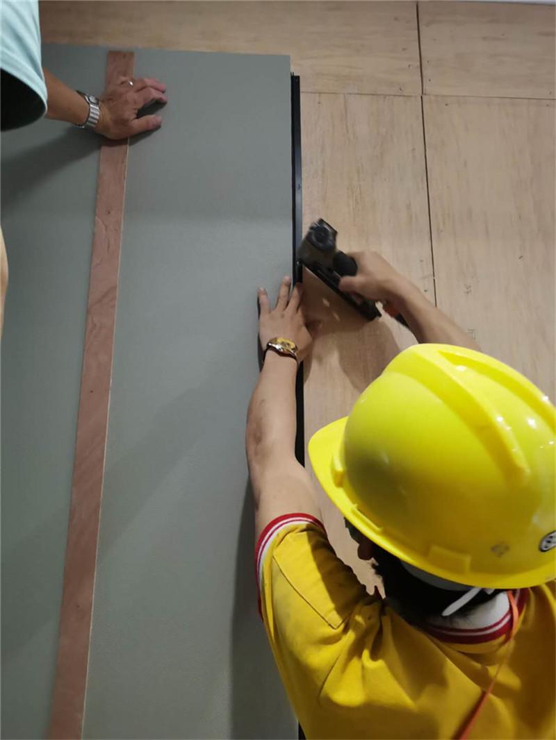 环保防撞墙软包