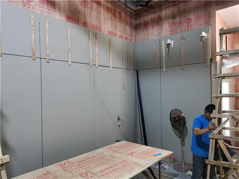 审讯室防火挤塑棉软包生产厂家