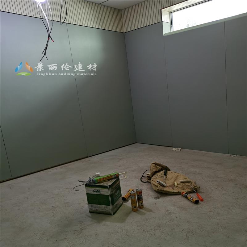 宁波检察院墙面防撞软包施工方法