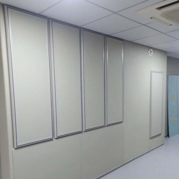 空间吸声体安装-材料和构造