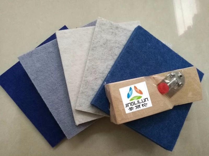 防撞软板 聚酯纤维板软包工程案例
