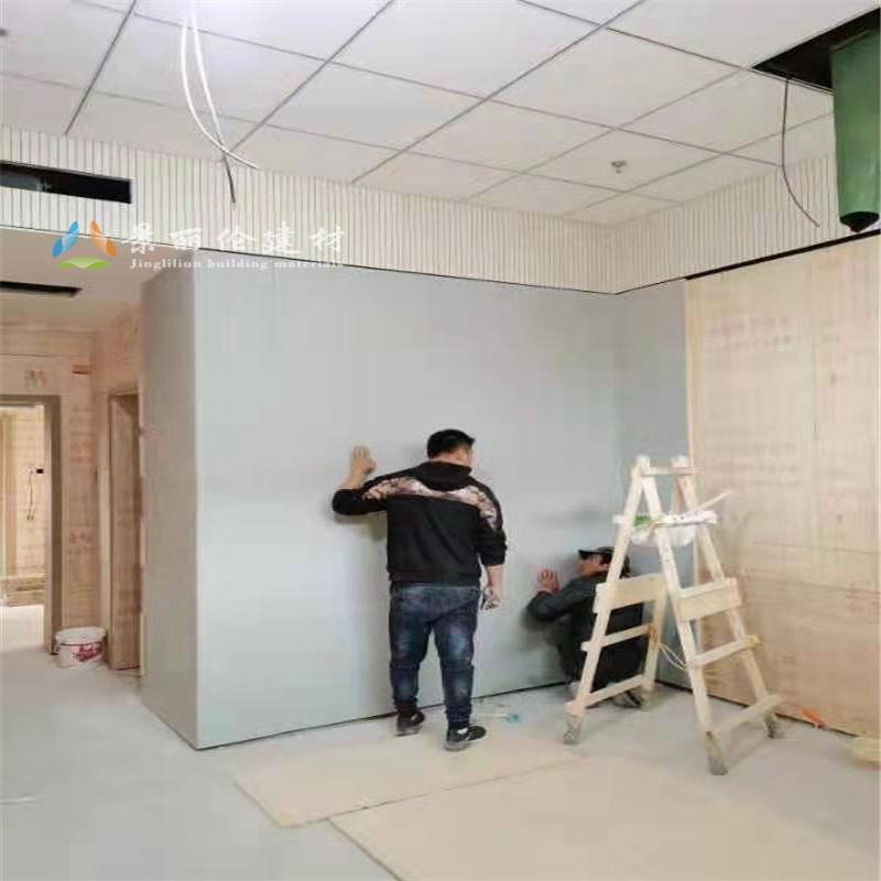 青海审判庭防撞墙系统软包施工便捷