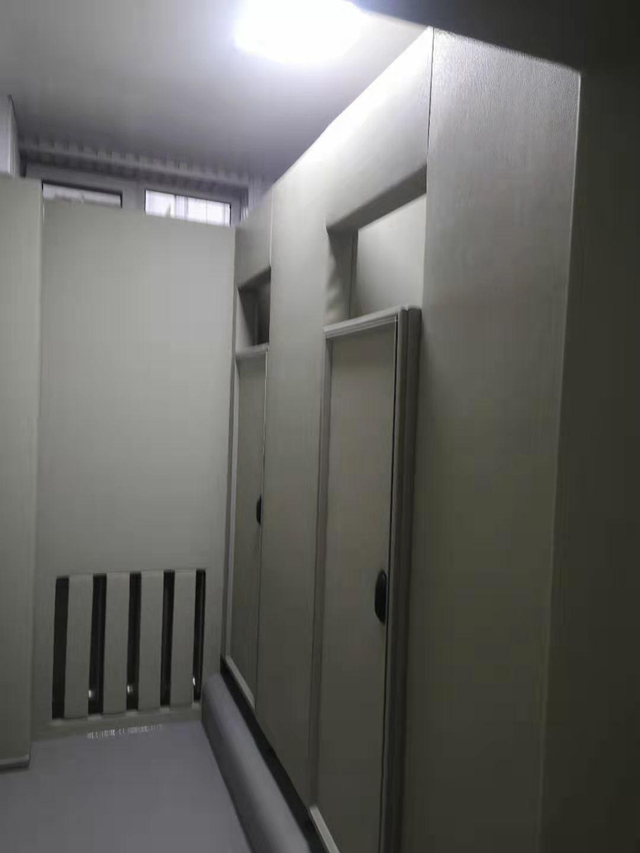 鹤岗留置室软包 广东环保软包定制厂