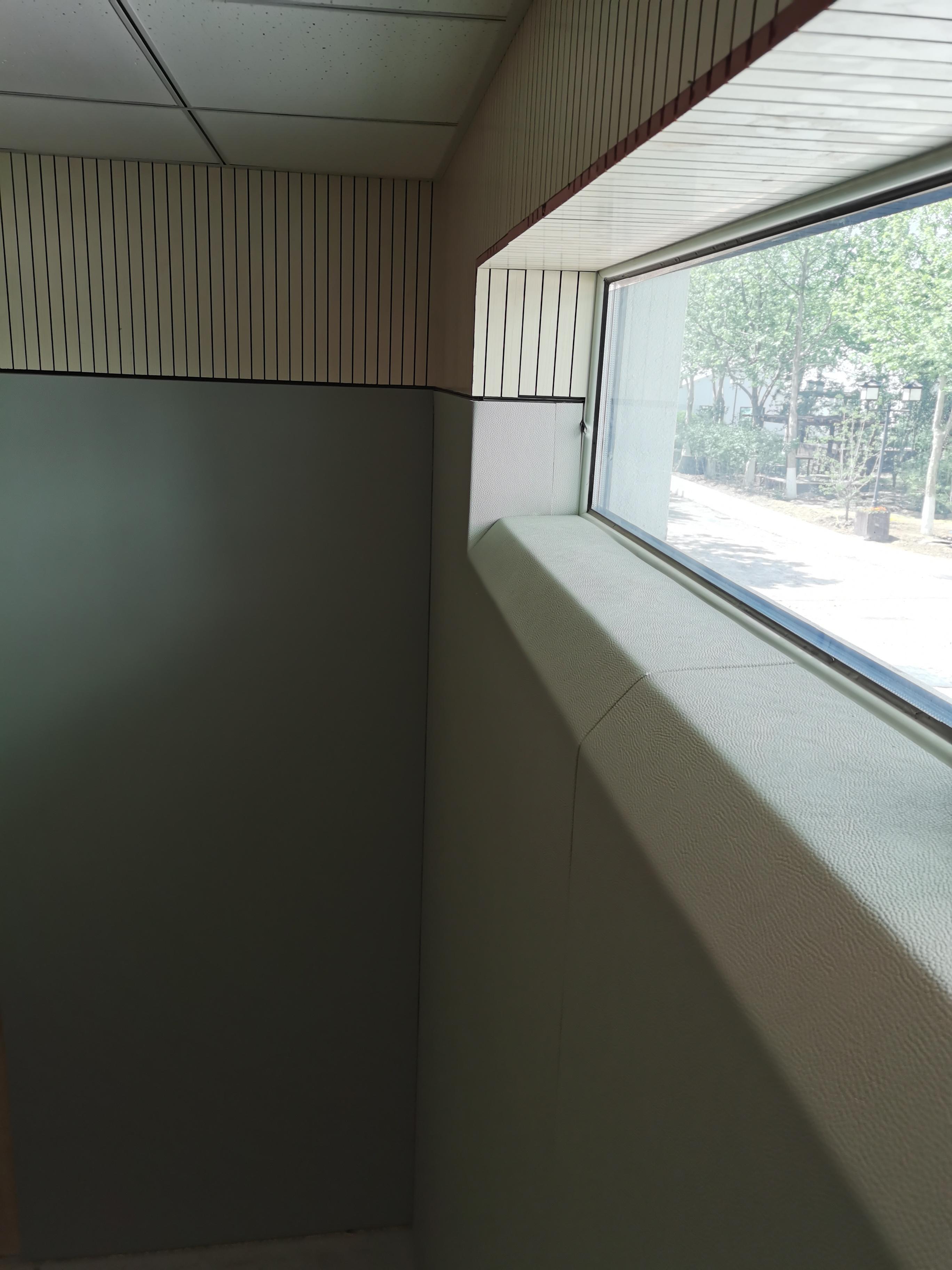 新乡办案区防撞软包 阻燃皮革软包 广东软包定制厂