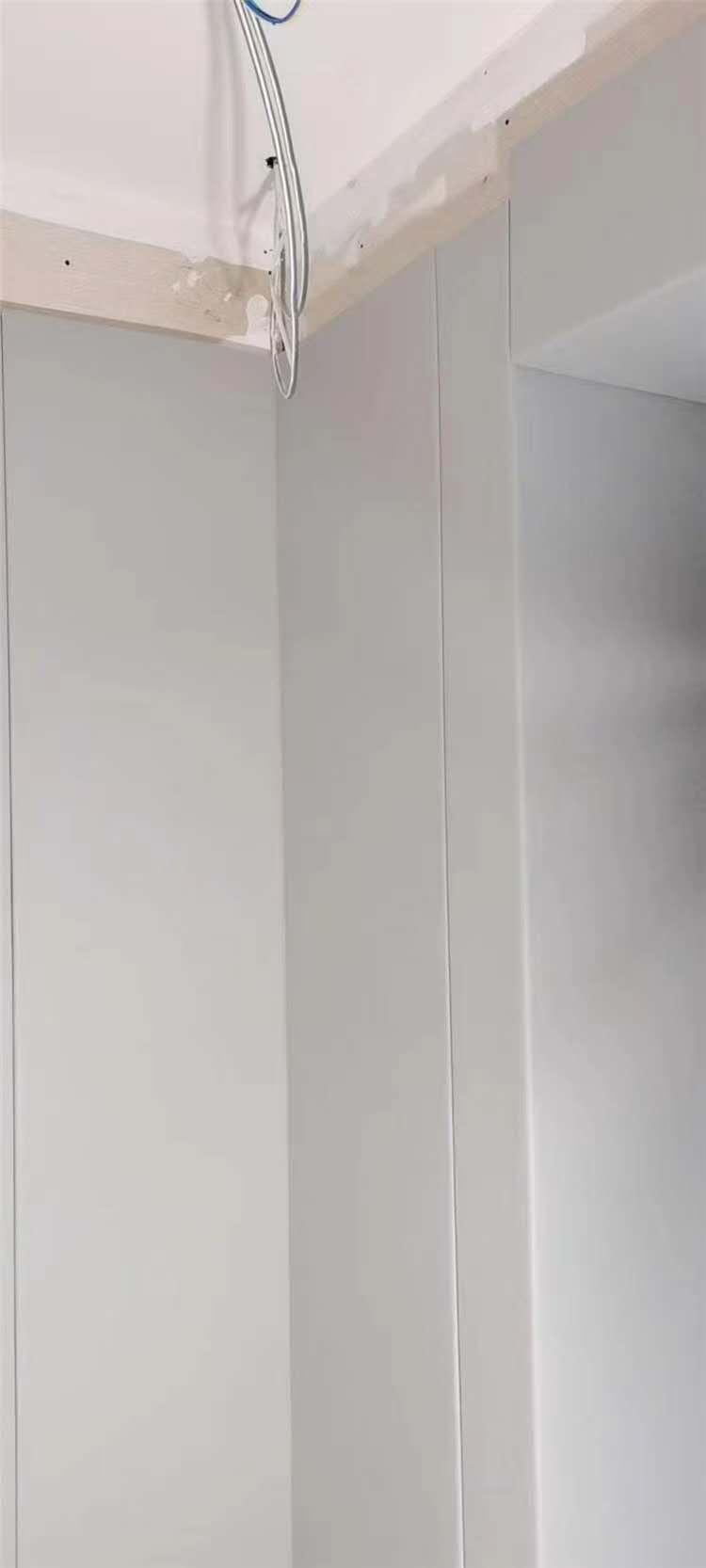 法院羁押室软包 阻燃皮革防撞墙定制