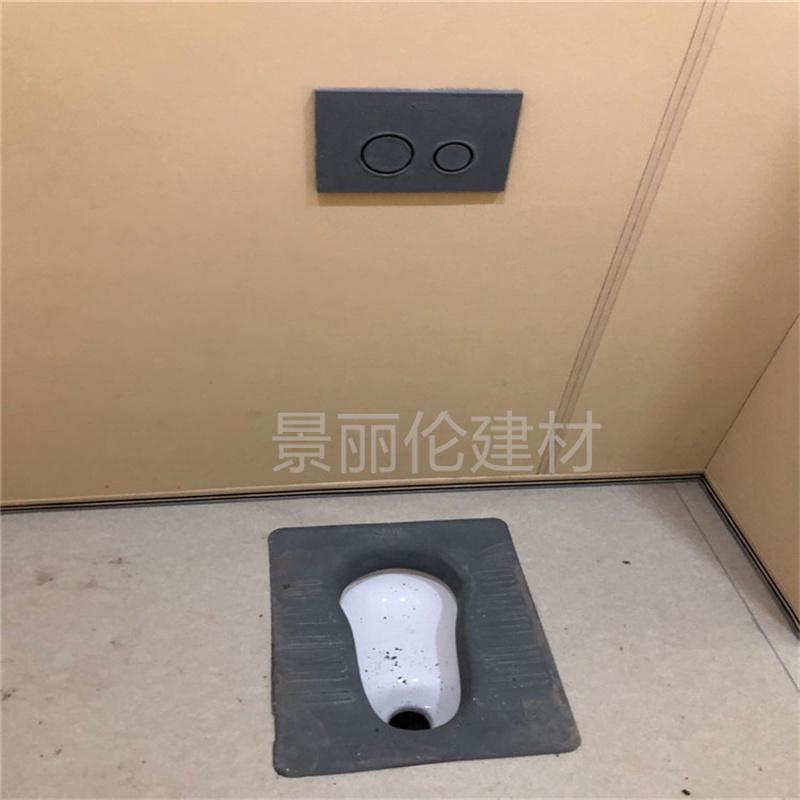 贵阳公安谈话室卫生间蹲便器