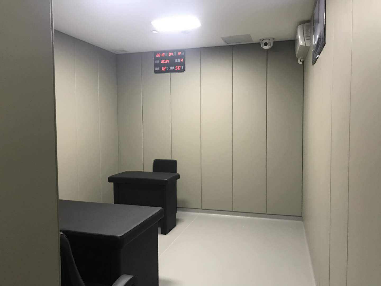 唐山办公案防撞软包 留置室墙面定制