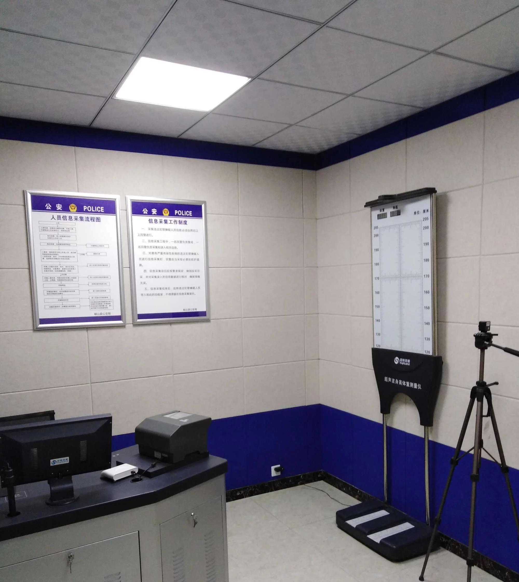 聚酯纤维吸音板 防撞软板 审讯室防撞软板