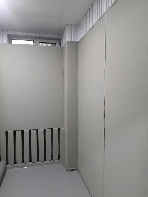 吉林办案区防撞软包  皮革防撞墙定制