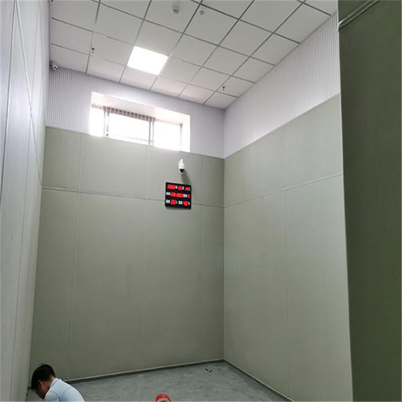 福州刑警大队墙面软包阻燃B1级