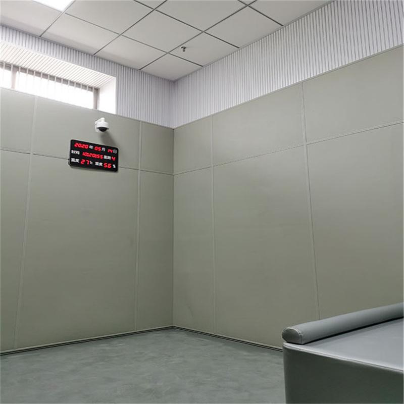 福州讯问室防撞软包回弹性佳