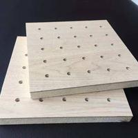 广东孔木吸音板 吸音材料厂家