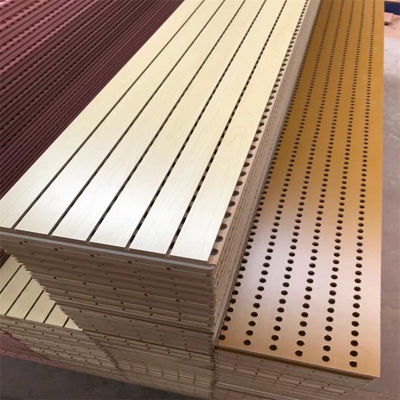 德保县办公室吸音装饰板环保材料