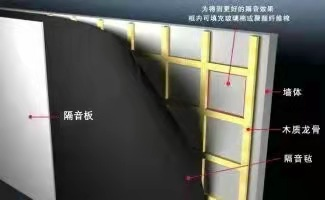 隔音垫隔音工程项目材料