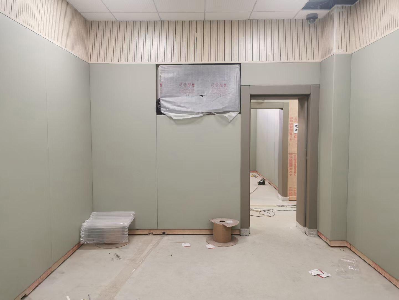 三明羁押室防撞软包 阻燃环保软包 无需量尺寸防撞软包