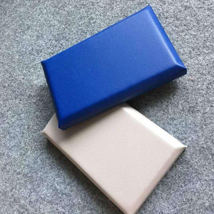 布艺吸音软包 吸声阻燃软包 公检法同款软包 吸音+防撞