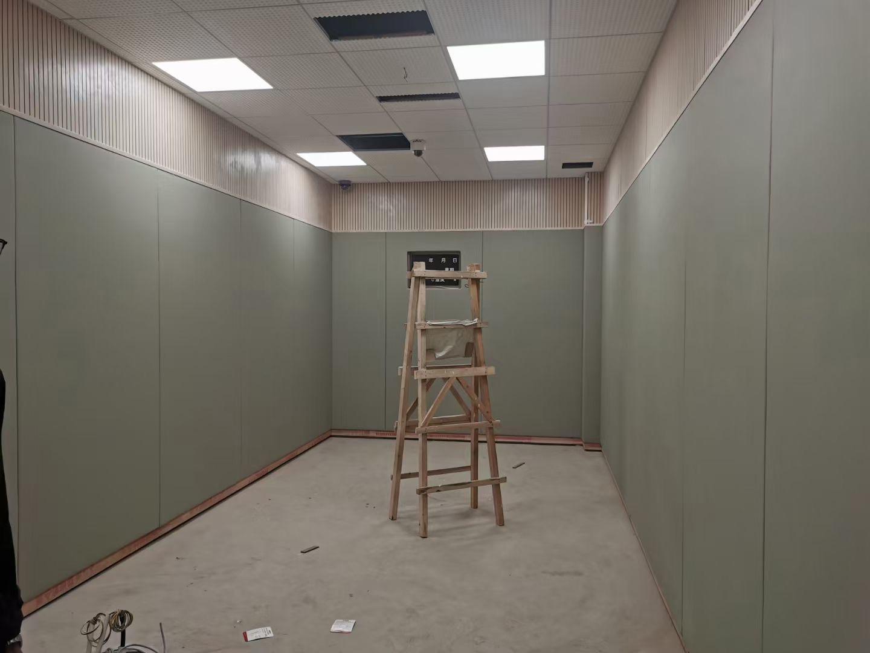 内蒙古询问室墙面软包 阻燃皮革软包 广东软包厂家