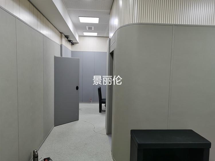 纳米棉软包-审讯室软包厂家