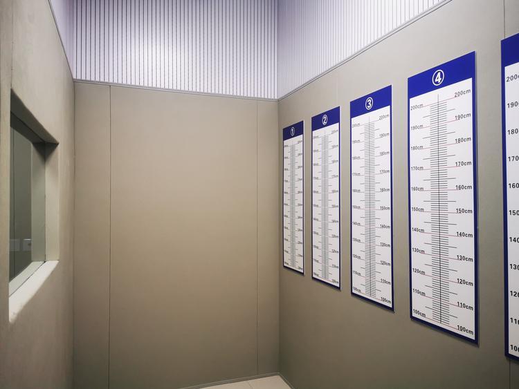 公安局辨认室软包《环保纳米棉材料》