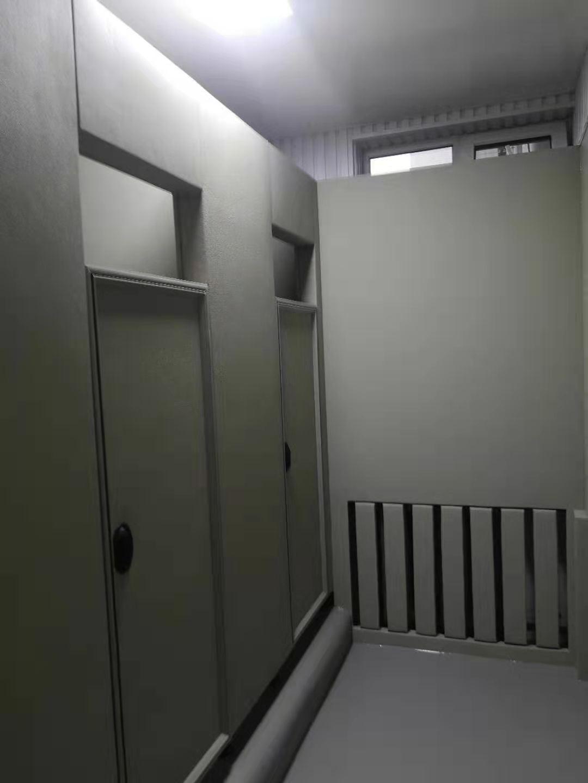 广东防撞桌椅 审讯室防撞桌椅 软包厂家