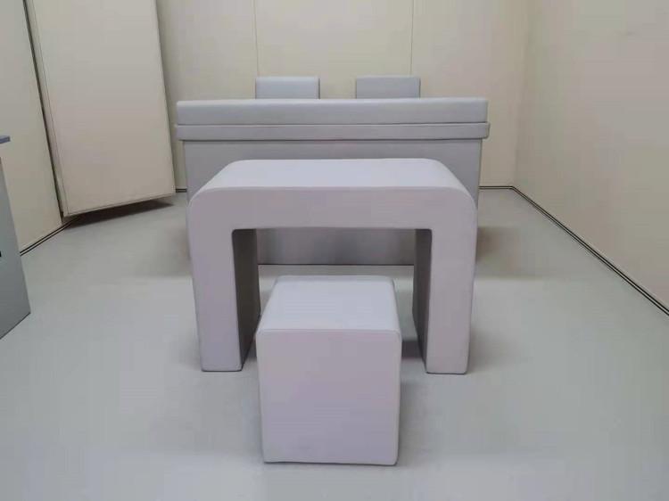 软包签字桌纪委谈话室被谈话桌