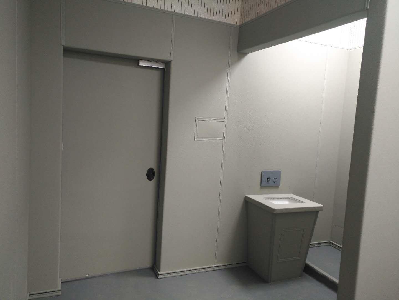 随州羁押室防撞软包 墙面防火防撞软包
