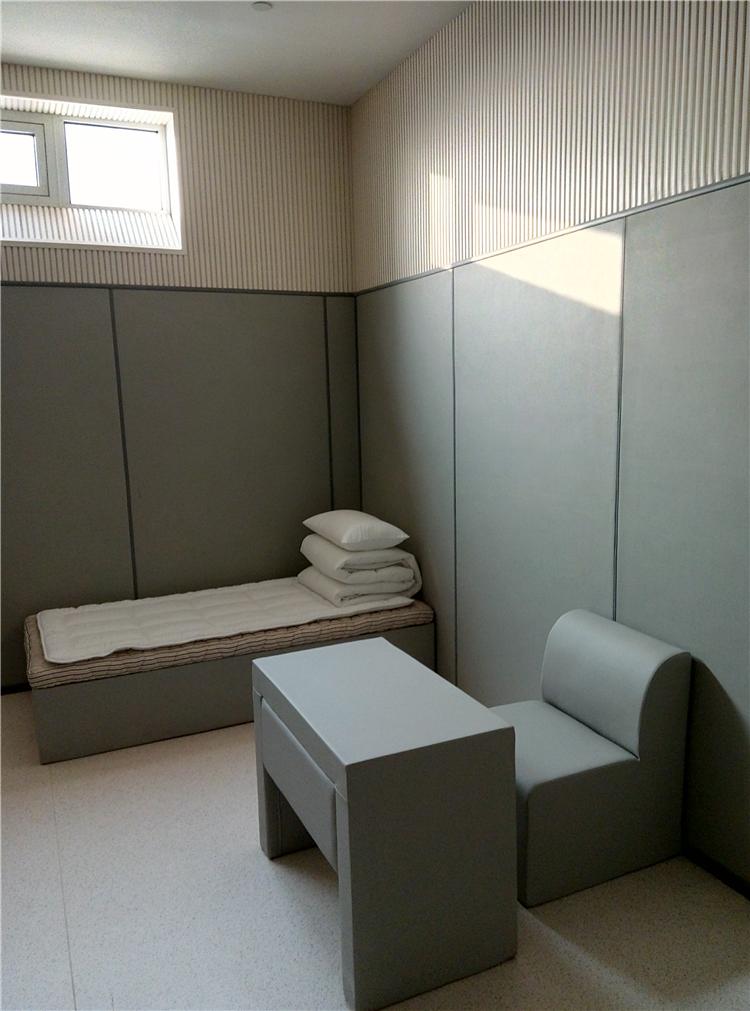 固原询问室墙面软包 皮革防撞墙定做 广东软包厂家