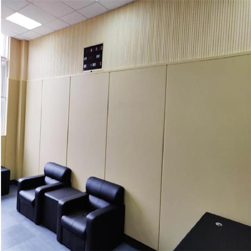 纪检办公楼墙面软包改造成功案例