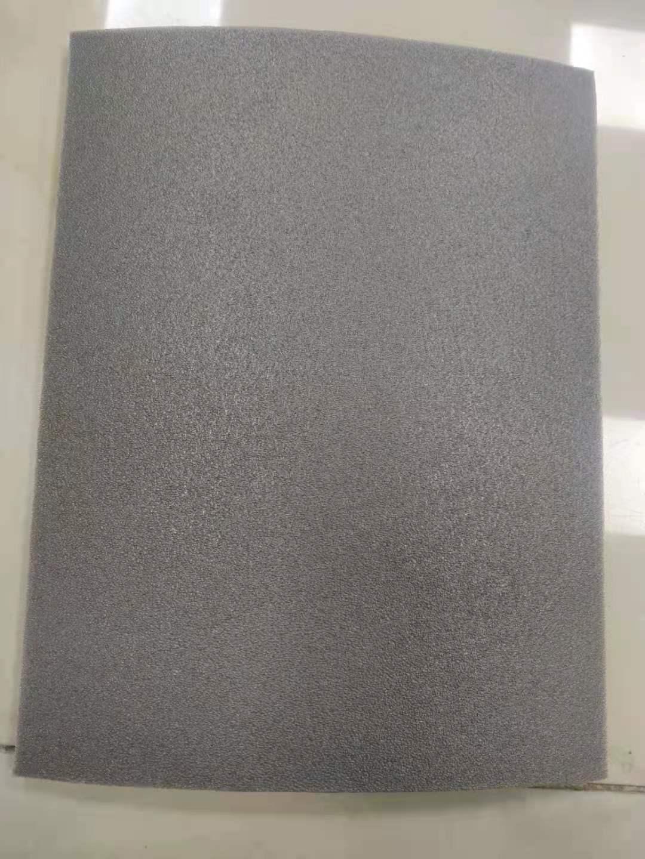 阻燃环保隔音垫整体厚度10MM
