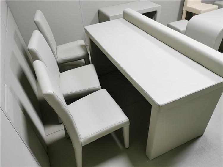 谈话室软包桌椅