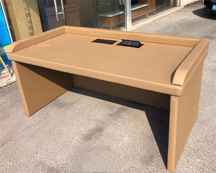 公安局办案区软包桌椅