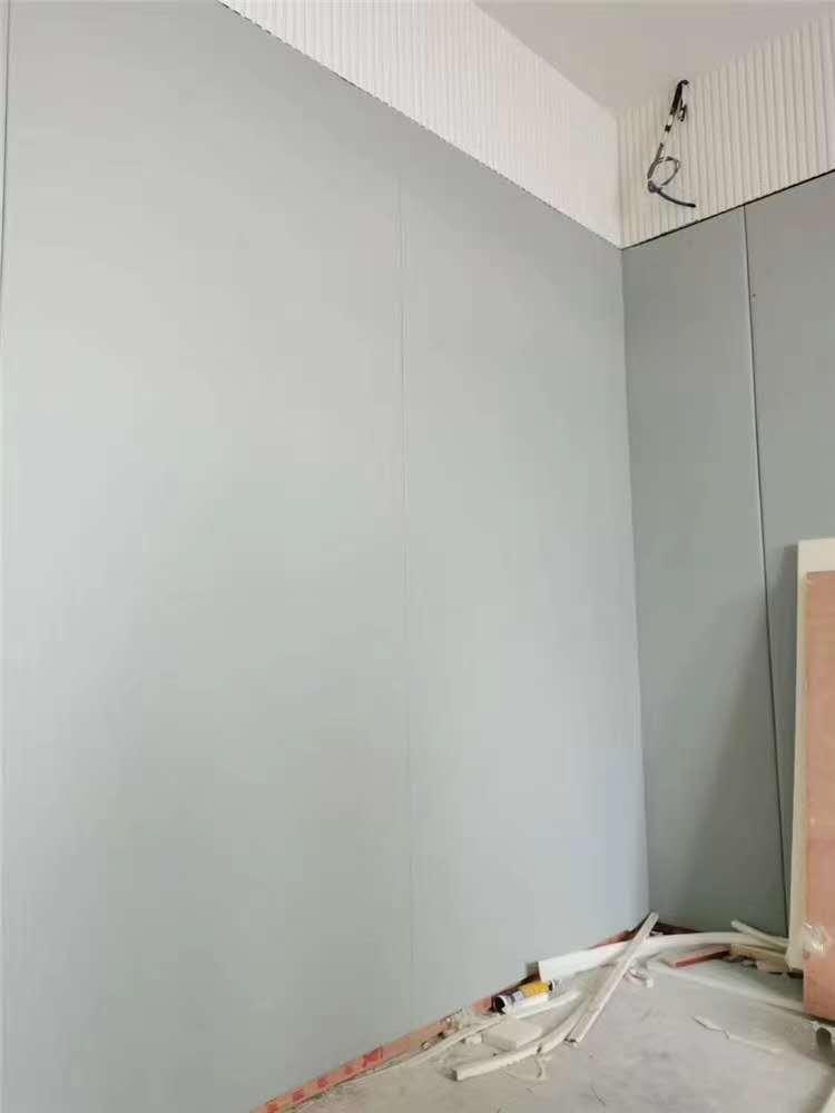 羁押室防撞墙定做 广东B1级软包 皮革阻燃软包