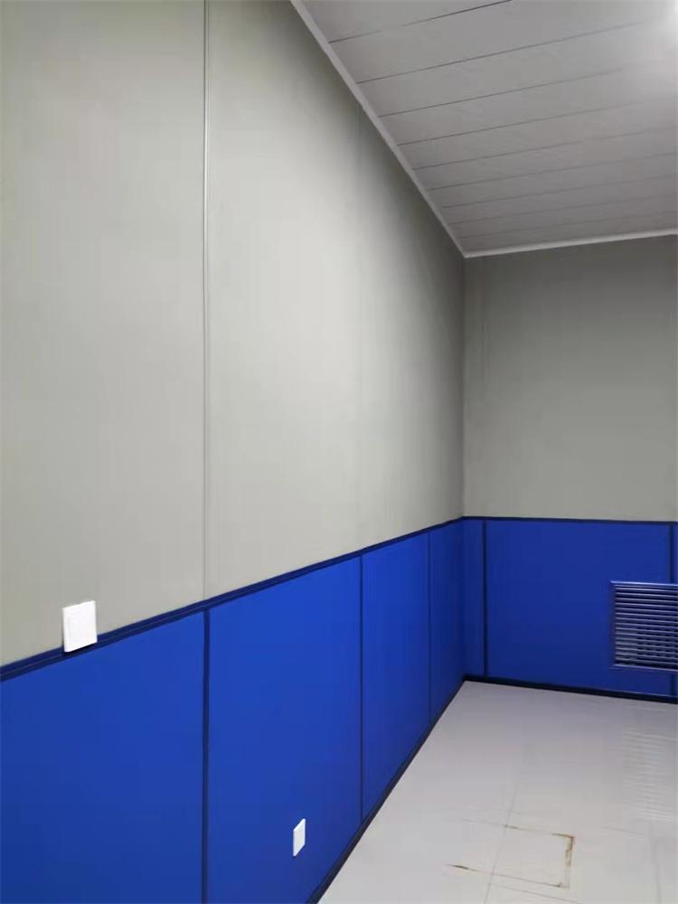 纪委留置室软包是使用防火环保的基材
