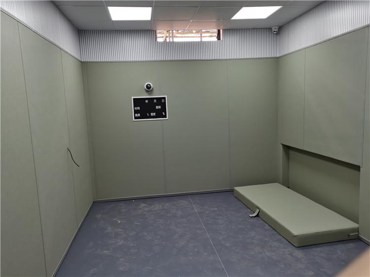 纪检委留置室防撞软包